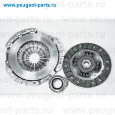 MK10017, Mecarm, Комплект сцепления для Peugeot 107, Citroen C1