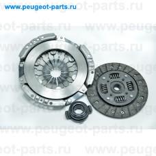 MK9582, Mecarm, Комплект сцепления для Peugeot 206, Peugeot 106, Peugeot 306