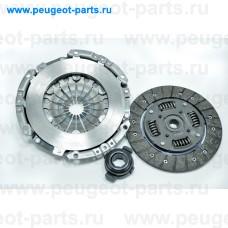 MK9614, Mecarm, Комплект сцепления для Peugeot 206, Peugeot Partner, Peugeot 106, Peugeot 306, Citroen C2, Citroen Berlingo