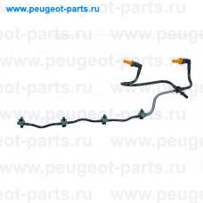 MH50234, Meha, Трубка обратки от топливной рампы для Fiat Ducato 250, Citroen Jumper 3, Peugeot Boxer 3, Ford Transit