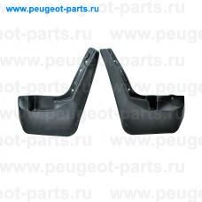 NLF.41.16.F10, NovLine, Брызговики передние для Renault Logan 1