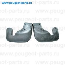 NLF.41.28.F11, NovLine, Брызговики передние (комплект) для Renault Sandero Stepway 1