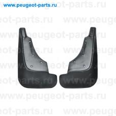 NLF.41.29.F13, NovLine, Брызговики передние (комплект) для Renault Duster 1