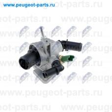 CTM-PL-008, NTY, Термостат для Fiat Punto, Fiat Grande Punto, Fiat Doblo, Opel Corsa D, Opel Astra H