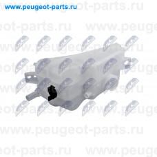 CZW-PE-008, NTY, Бачок расширительный для Peugeot Parner (M59), Citroen Berlingo (M59)