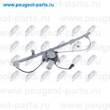 EPS-FT-010, NTY, Стеклоподъемник правый электрический для Fiat Ducato 244, Peugeot Boxer 2, Citroen Jumper 2
