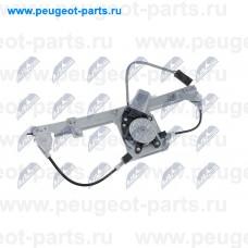EPS-FT-015, NTY, Стеклоподъемник передний правый электрический для Fiat 500