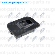 EWS-FT-002, NTY, Кнопка стеклоподъемника для Fiat Fiorino, Fiat Qubo, Citroen Nemo, Peugeot Bipper