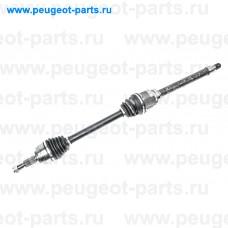 NPW-RE-095, NTY, Полуось правая для Renault Scenic 3, Renault Megane 3