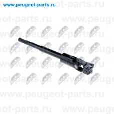 SKK-PE-002, NTY, Вал рулевой с карданом для Peugeot Parner (M59), Citroen Berlingo (M59)