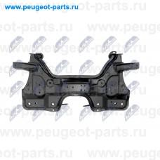 ZRZ-PL-007, NTY, Подрамник (балка передняя) для Fiat Grande Punto, Opel Corsa D