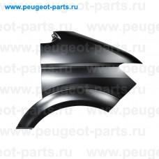 00861012, Oran, Крыло переднее правое для VW Crafter, MAN TGE