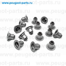 HR5141, Payen, Сальник клапана 5mm (комплект 16 штук) для Peugeot 207, Peugeot 308