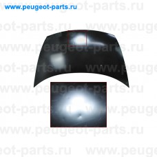 CI3223100-SALE, Prasco, Капот PSA C3 2 10/05-> (С ДЕФЕКТОМ)