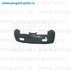 DS0111011, Prasco, Бампер передний (под покраску) для Nissan Micra