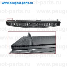 FD3402001-SALE, Prasco, Решетка радиатора Ford Fiesta 5 11/01 -> 10/05 черная (С ДЕФЕКТОМ)