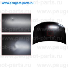 FT1333100-SALE, Prasco, Капот Nuova Punto 99-> (С ДЕФЕКТОМ)
