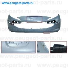 PG3201001-SALE, Prasco, Бампер передний PSA 207 -п/т 04/06->05/09 (С ДЕФЕКТОМ)