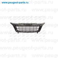 PG9562001, Prasco, Решетка радиатора (черная) для Peugeot Boxer 3