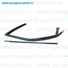 7701474537-SALE, Renault, К-т уплотнений пер. левого стекла Рено Megane 2 R.MGN-5012/L (С ДЕФЕКТОМ)