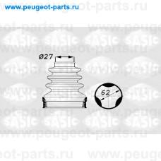 1900014, Sasic, Пыльник ШРУСа внутреннего C2, C3,  Peugeot 206