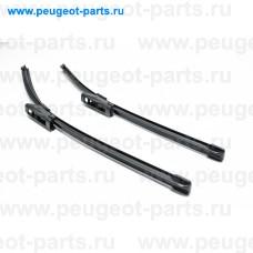 119313, Swf, Щетки стеклоочистителя (дворники) для Renault Logan 2, Renault Sandero 2, Renault Sandero Stepway 2