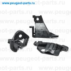 12-56-13, Taksim, Крепеж фары правой, ремонтный (комплект) для Peugeot 308, Peugeot 408
