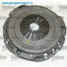 006756, Valeo, Комплект сцепления Croma,Thema 2.0  215mm