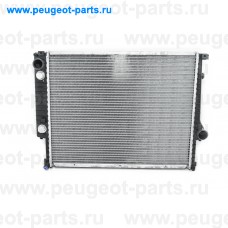 731512, Valeo, Радиатор охлаждения двигателя для BMW E36, BMW E30