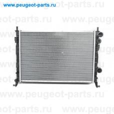 732948, Valeo, Радиатор охлаждения двигателя для Fiat Albea