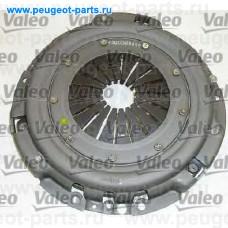 801073, Valeo, Комплект сцепления Ducato 280, 290 2.0 бензин
