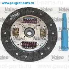 801416, Valeo, Комплект сцепления PSA P306/405 2/406, XSARA, XANTIA 1.9 TD