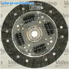 801834, Valeo, Комплект сцепления AR145,146 1.4-1.6