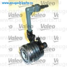 804526, Valeo, Подшипник выжимной с цилиндром сцепления для Renault Megane 2, Renault Scenic 2, Renault Grand Scenic 2