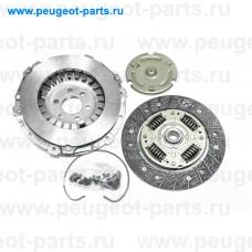 821426, Valeo, Комплект сцепления для Peugeot 306, Peugeot Parner (M59), Citroen Xantia, Citroen Xsara, Citroen Berlingo (M59)