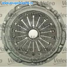 826249, Valeo, Комплект сцепления Ducato 2.0i  RFL  (MLUC)  04/02-> PSA
