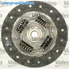 826253, Valeo, Комплект сцепления Stilo 1.8 16V