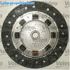 826354, Valeo, Комплект сцепления Stilo 1.9 JTD