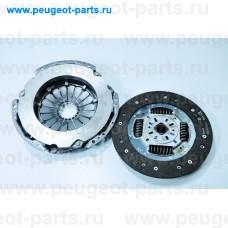 826378, Valeo, Комплект сцепления для Fiat Ducato 244, Fiat Ducato 244 RUS