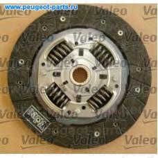 826479, Valeo, Комплект сцепления для Renault Laguna II, Renault Scenic II
