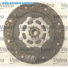 826525, Valeo, Комплект сцепления Doblo 1.9D , JTD