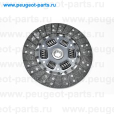 829379, Valeo, Диск сцепления Mazda 260 mm